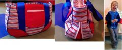 schnabelina bag & jacke