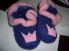 Schuhe für die Nichte